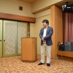 日本で最も有名な温泉地で愛犬旅行のセミナーを致しました。
